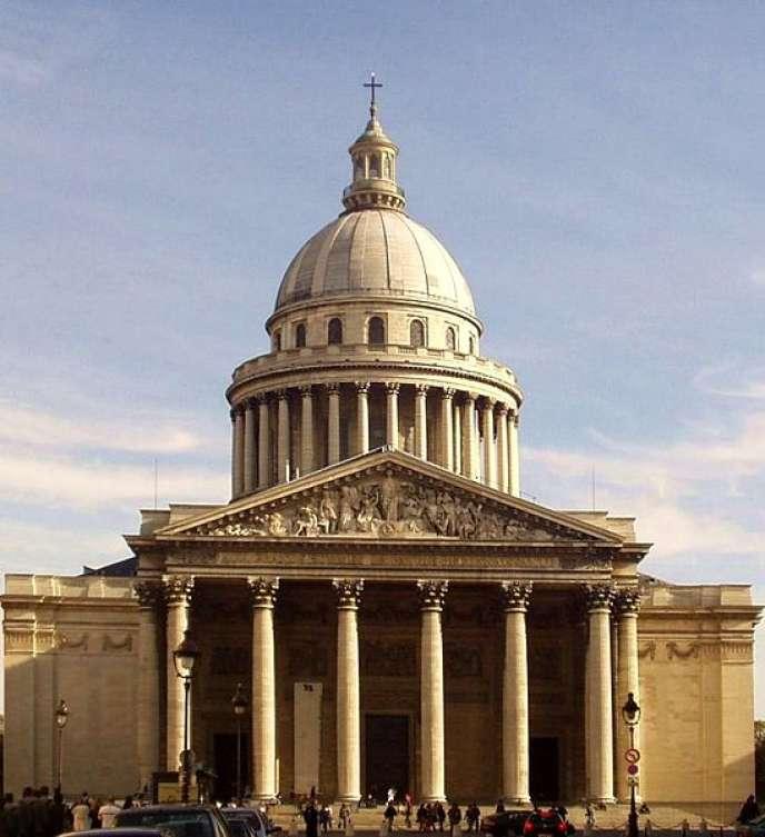 Le Panthéon, à Paris.