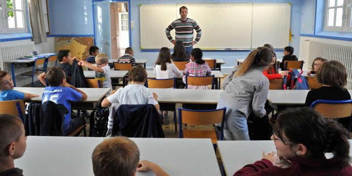Le nombre de candidats aux concours de l'éducation nationale est en hausse pour 2015.