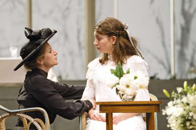 Entrée à la Comédie-Française en 2009, Georgia Scalliet a triomphé dans