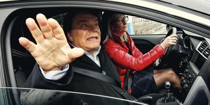 Bernard Tapie a été placé en garde à vue lundi 24 juin.