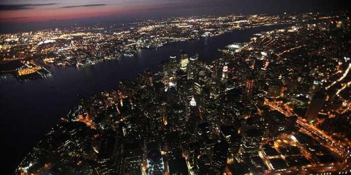 La chaleur dans les villes modifient localement les courants aériens et peuvent influer sur la température dans des régions situées à des milliers de kilomètres, selon une étude parue dans Nature Climate Change le 27 janvier.