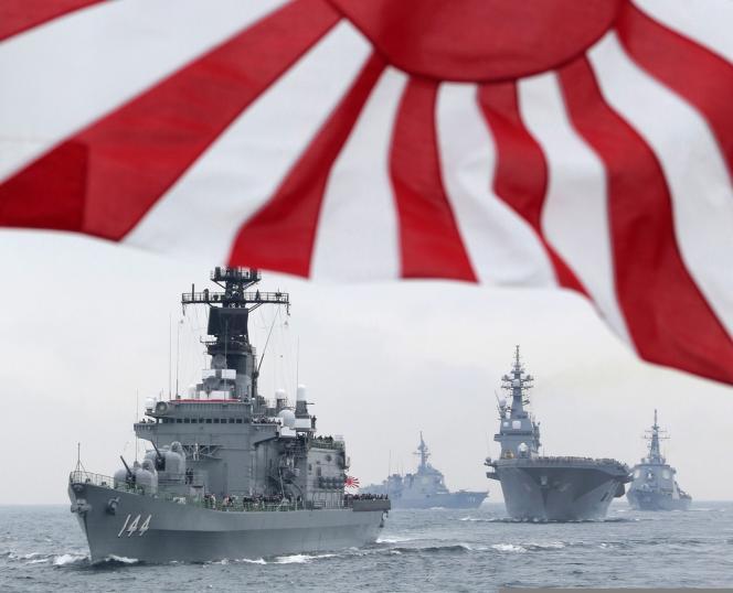 Tokyo a annoncé la constitution d'une force spéciale de 600 hommes et 12 navires pour surveiller et protéger l'archipel des Senkaku.