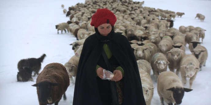 Carole Noblanc dans le film documentaire suisse de Manuel von Stürler,