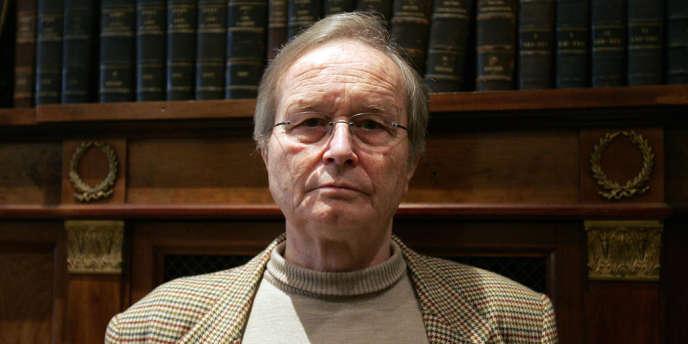 Maurice Agnelet, le 21 décembre 2006.