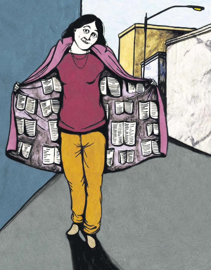 Illustration de Giulia d'Anna Lupo.