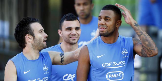 Yann M'Vila pourrait rejoindre ses camarades de Clairefontaine pour le Mondial 2014.