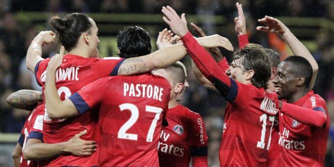 Les Parisiens heureux à Toulouse.
