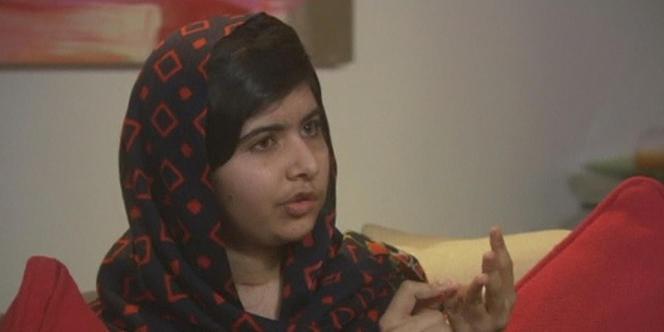 Malala s'est exprimée à la tribune de l'ONU le 12 juillet, jour de son seizième anniversaire (ici, le 4 février 2013).