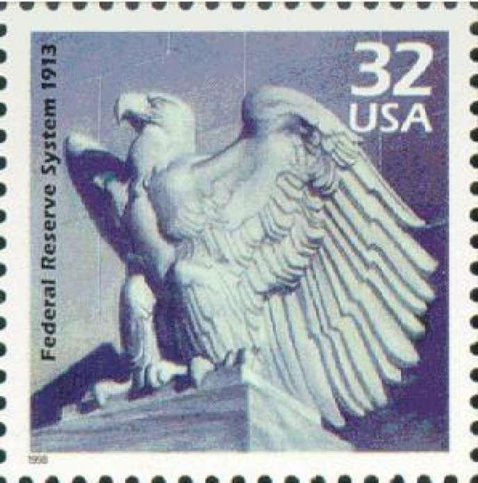 Timbre-poste américain de 1998 sur le