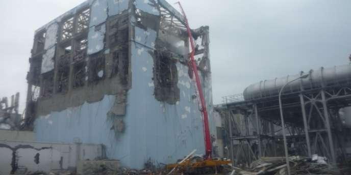Fukushima Daï-Chi.