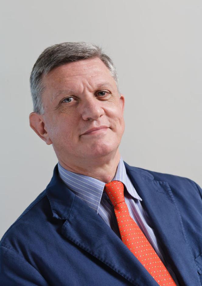 Olivier de Bernon, président du Musée Guimet depuis septembre 2011.