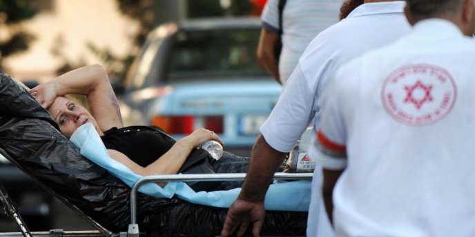 Un attentat anti-israélien a fait six morts et une trentaine de blessés le 18 juillet 2012 à l'aéroport de Bourgas.