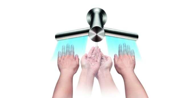 Le nouveau robinet Dyson