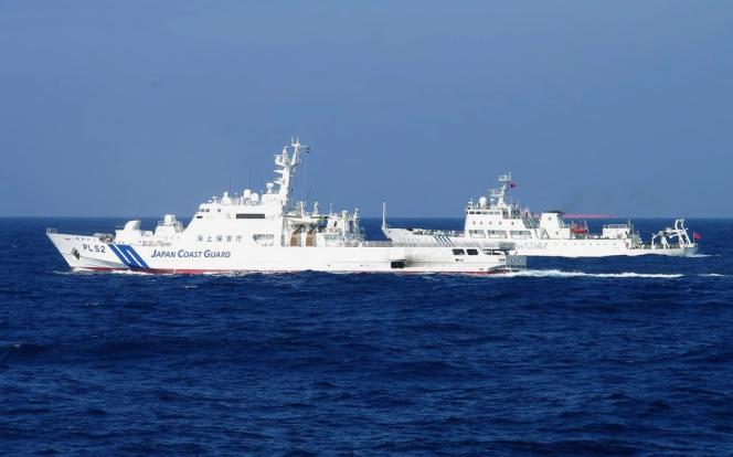 Ce nouvel incident alimente les tensions autour d'îlots en mer de Chine orientale revendiqués par les deux pays et appelés Senkaku par les Japonais, Diaoyu par les Chinois.