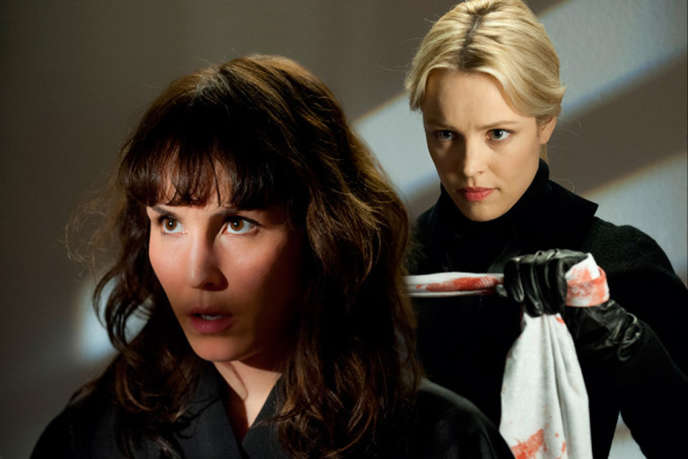 Noomi Rapace et Rachel McAdams dans le film américain de Brian De Palma,