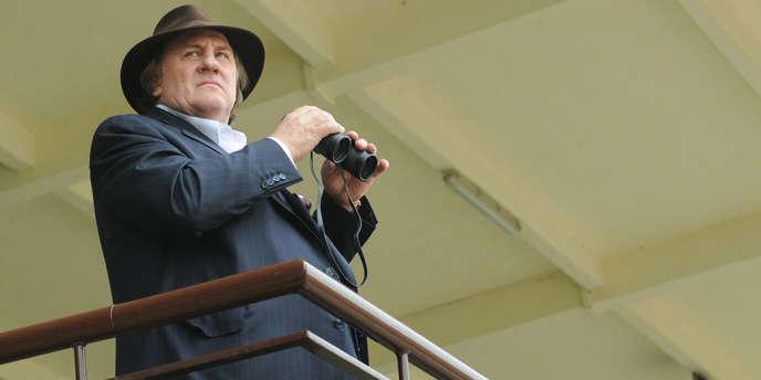 Gérard Depardieu dans le film français de Fabien Onteniente,