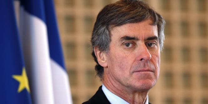 Jérôme Cahuzac, le 23 janvier, à Paris.
