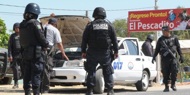 La violence liée aux narcotrafiquants a fait plus de 80 000 morts au Mexique au cours des huit dernières années.