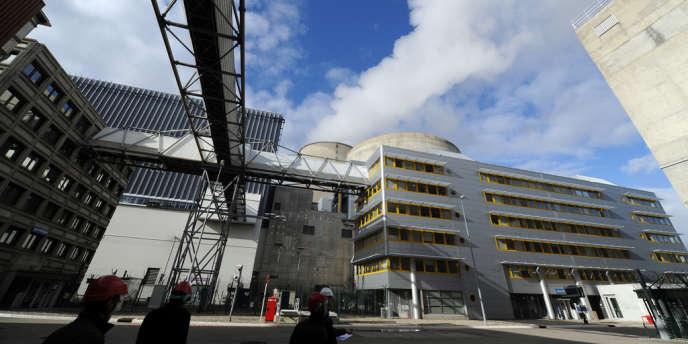 La centrale nucléaire de Golfech (Tarn-et-Garonne), en novembre 2012.