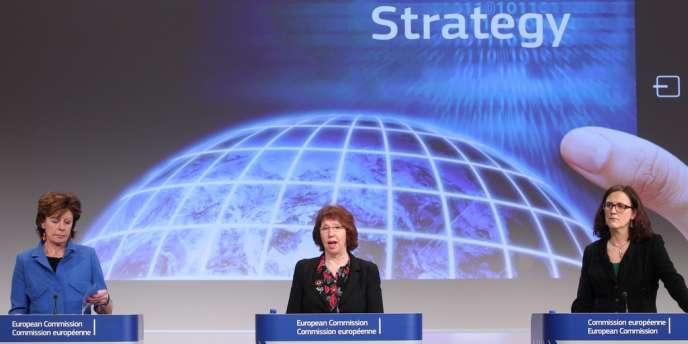 L'Union européenne a dévoilé, jeudi 7 février, sa stratégie en matière de cybersécurité.