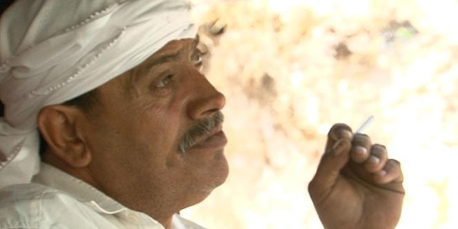 Une image du film documentaire palestinien de Mohammad Fuad,