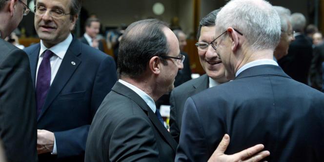 Le président du Conseil européen a confirmé un accord sur le budget de l'Union européenne pour 2014-2020 sur son compte Twitter.