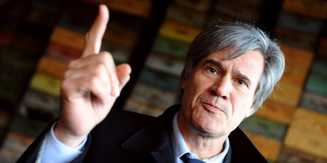 Le ministre de l'agriculture, Stéphane Le Foll, vendredi 8 février.