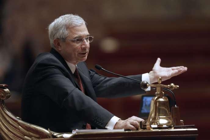 Le président (PS) de l'Assemblée nationale, Claude Bartolone, le 5 février.
