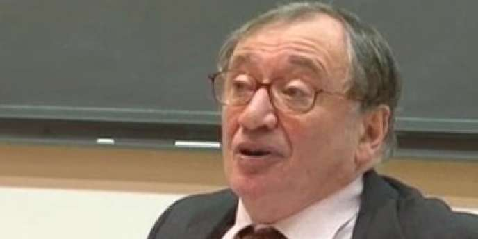 Gilles Veinstein en mars 2010 au Collège de France