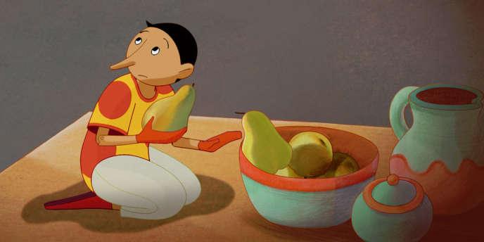 Une image du film d'animation italien d'Enzo D'Alo,