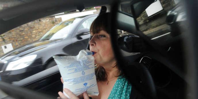 L'obligation de détenir un éthylotest avait été annoncée le 30 novembre 2011 par Nicolas Sarkozy, qui entendait ainsi lutter contre l'alcool au volant, à l'origine d'un tiers des accidents mortels.