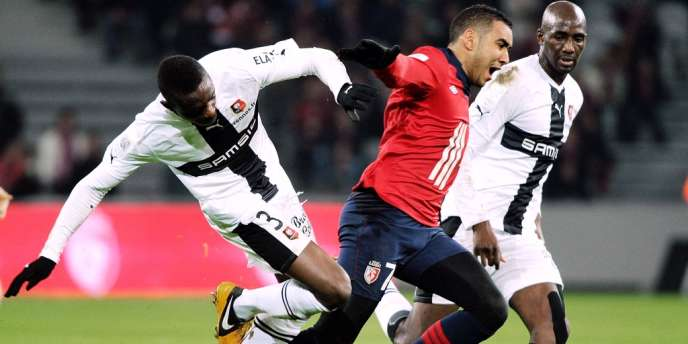 Rennes a vu sa série d'invincibilité d'un mois prendre fin à Lille (2-0), qui revient par la même occasion à trois points des Bretons.