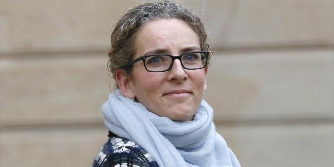 Delphine Batho, ministre de l'écologie, du développement durable et de l'énergie.