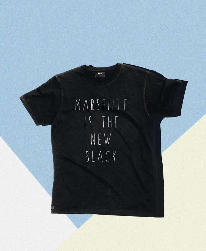 M le magazine du Monde d'après photo Kulte La marque marseillaise Kulte a conçu une ligne  de tee-shirts pour  Marseille 2013.