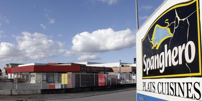 L'entreprise Spanghero, mise en cause dans le scandale de la viande de cheval, a été placée en liquidation judiciaire avec poursuite d'activité.