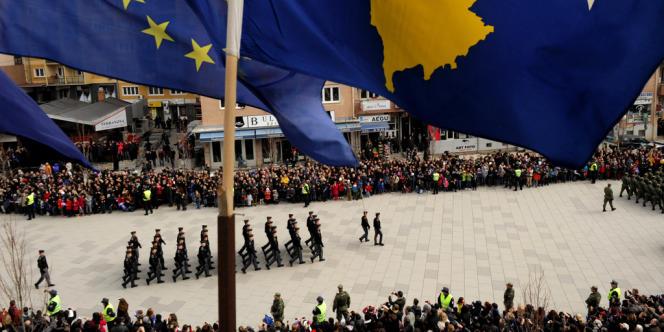L'Europe a déployé sur le territoire kosovar la plus grande mission civile de son histoire.