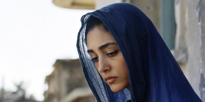 Golshifteh Farahani dans le film français, allemand et afghan d'Atiq Rahimi,