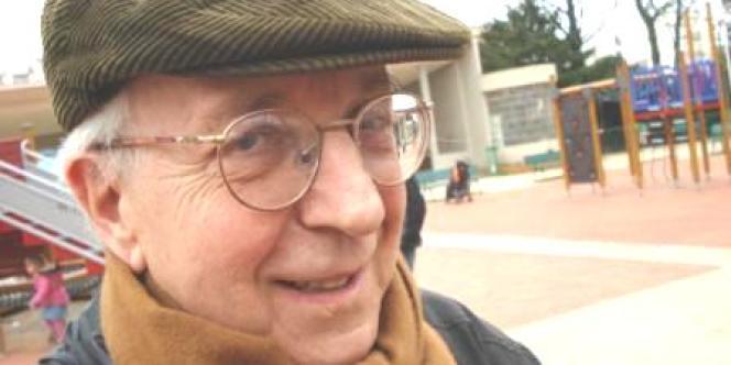Alain Desrosières en 2010