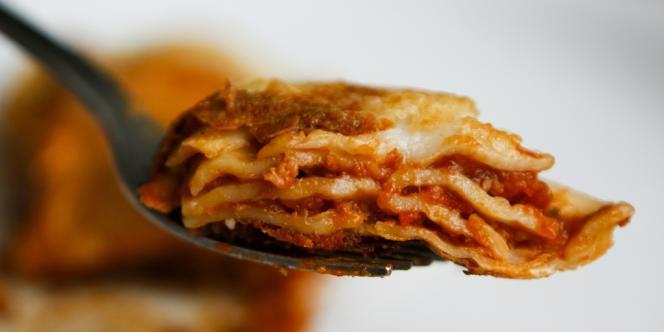 Selon l'étude de l'UFC-Que choisir rendu publique le 9 décembre, plus de 60 % de ces plats cuisinés contenant de la viande ne mentionnent pas son origine.