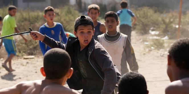 Une scène du film franco-marocain de Nabil Ayouch,