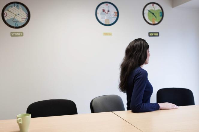 Keti, Géorgienne de 21 ans, est venue se faire soigner à Rennes après l'échec de plusieurs hospitalisations dans son pays.