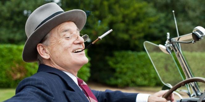 Bill Murray dans le film britannique de Roger Michell,