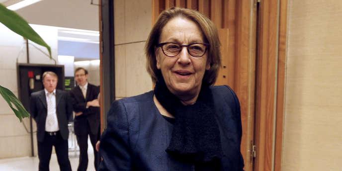 Marylise Lebranchu, ministre en charge du dossier