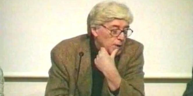 Alessandro Fontana en 2001