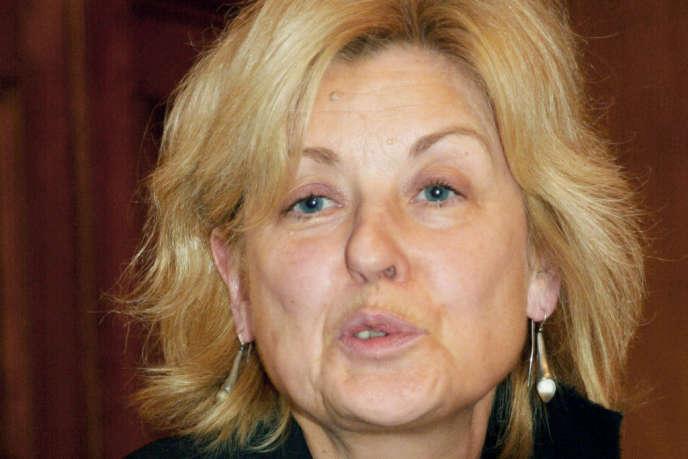 Nicole Maestracci, première présidente de la cour d'appel de Rouen, a été choisie par le chef de l'Etat pour rejoindre le Conseil constitutionnel en mars.