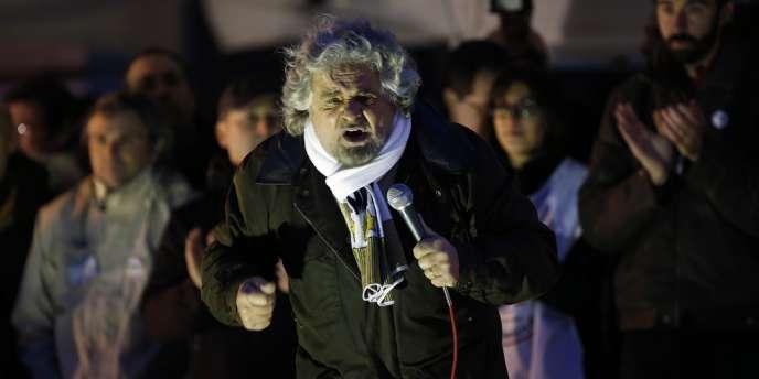 Le chef de MouVement 5 Etoiles, Beppe Grillo, serait-il le triste avenir de l'Union européenne ?, s'interroge le chercheur André Grjebine.