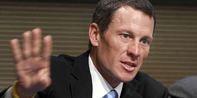 Lance Armstrong avait révélé s'être dopé, lors d'une