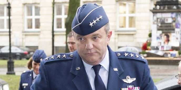 Le général Philip Breedlove, le 1er février 2013 à Munich.