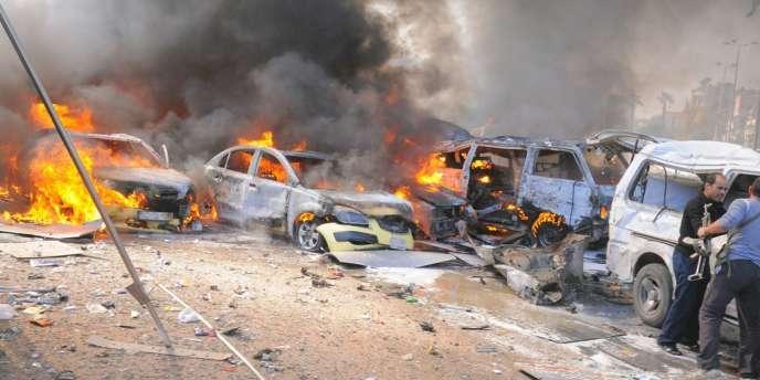 Plusieurs attentats meurtriers ont frappé Damas, dont plusieurs ont été revendiqués par les rebelles islamistes.