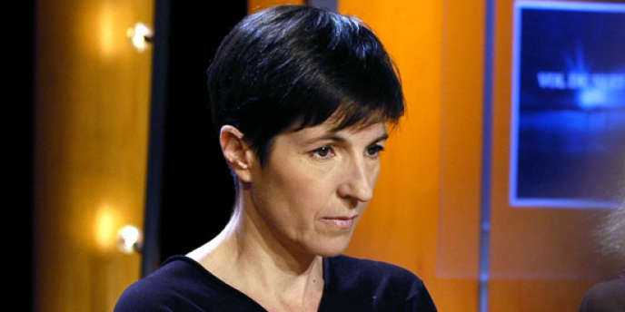 Christine Angot, en 2004.